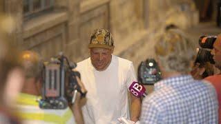 Jan Ullrichs erste Festnahme auf Mallorca