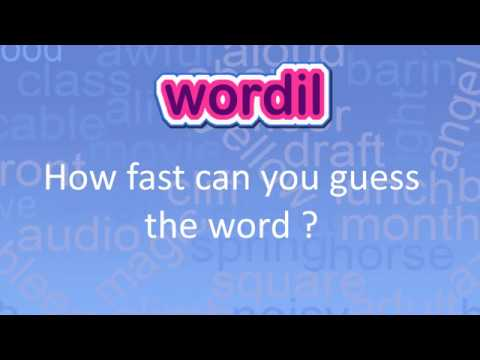 outlet boutique wholesale exclusive range Wordil - guess the word game - Apps on Google Play