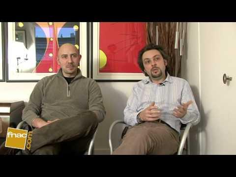 Angoulême 2009 - Interview Xavier Dorison & Mathieu Lauffray