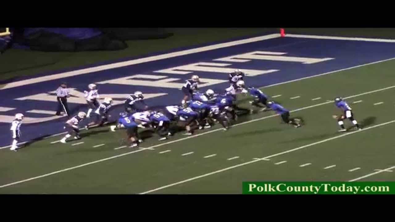 Corrigan-Camden Bulldogs vs Leon Cougars, First Round of Playoffs 11/13/14