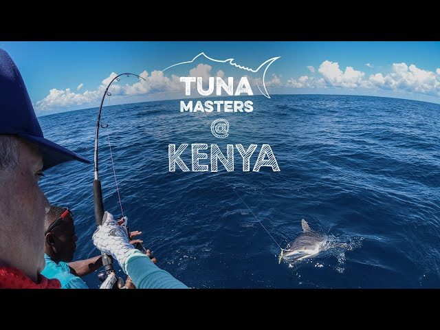 Tuna Masters in Kenya, Episode 4 - Masters & Apprentices - Jigging, Popping & Deep Sea Fishing