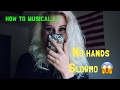 How to Musical.ly   No Hands SlowMo