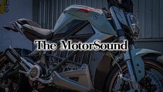 【イヤホン推奨】ZERO SR/F Motor sound