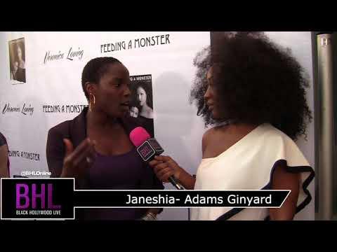 "Janeshia Adams Ginyard Talks Shaving Her Head For ""Black Panther"" Movie"