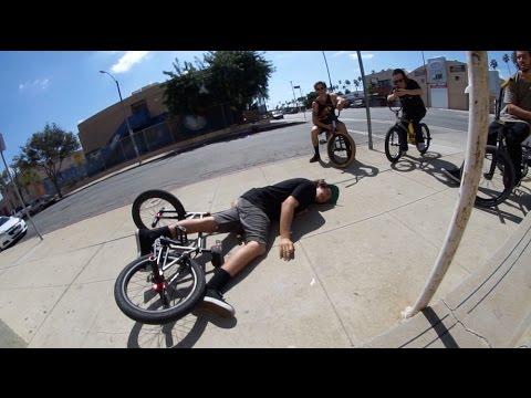 TCU BMX 09: We Pedaled 35 Miles For No Reason