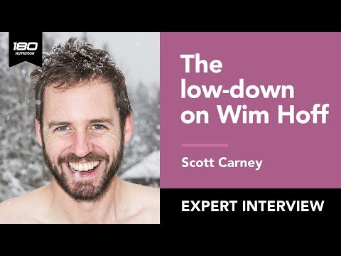 Scott Carney: What Doesn't Kill Us - Tapping Into Your Evolutionary Strength