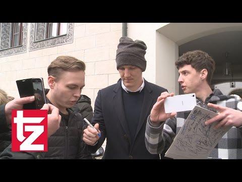 Schweinsteiger bei Müller-Wohlfahrt: Ex-Bayern-Star erleidet Innenbandanriss - EM in Gefahr