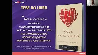 AULA ED ONLINE - VOCÊ É AQUILO QUE AMA (Pr. MARCUS VINÍCIUS)