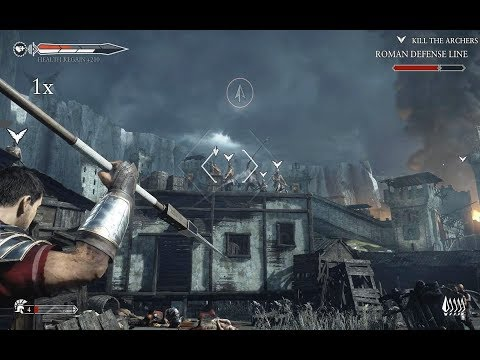 Let's Play Ryse: Son of Rome 006 - The Frustration Gallery