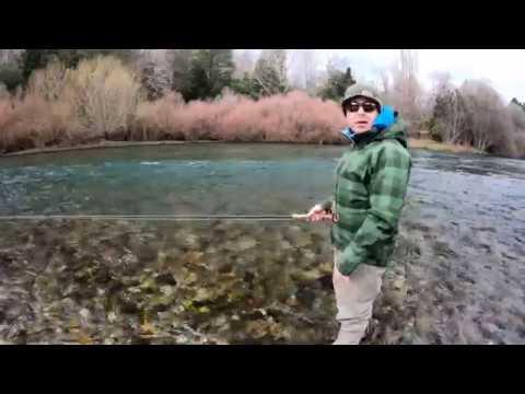 Extracto De Clases De Lanzamiento Spey En Chile Pesca Mosca