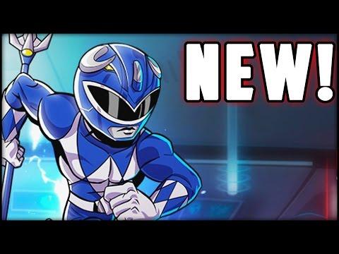 Power Rangers - Mega Battle - Blue Ranger! - Part 2