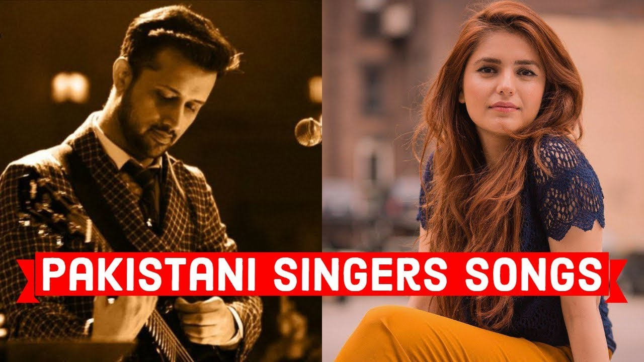 Top 10 Most Viewed Pakistani Singers Songs on Youtube of All Time ...