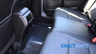 Clear Toyota Camry Floor Mats