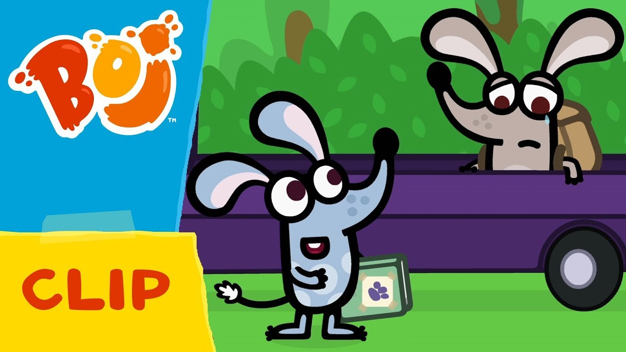 Download Boj - Making Friends!   Cartoons for Kids