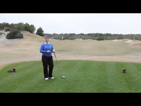 Where to place the ball on the tee box – Golf tips