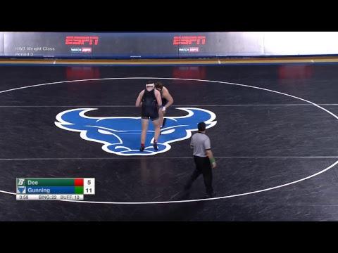 UB Wrestling vs Binghamton