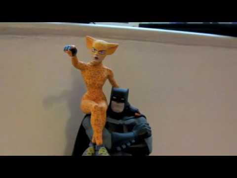 Batman the dark knight strikes again statue