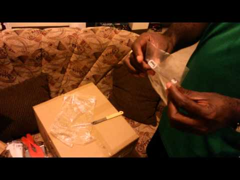 Aerosky X350 Quadcopter Unboxing