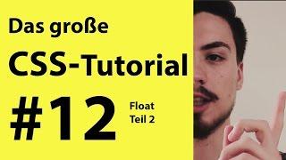 float II - clearfix in CSS Tutorial | CSS lernen für Anfänger