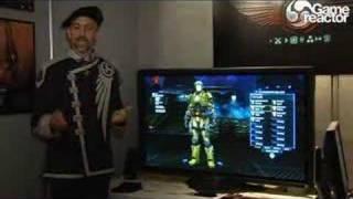 E3 Tabula Rasa presentation by Richard Garriott