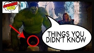 7 Superhero Facts To Stump The Biggest Fans!
