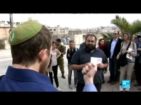 A Hébron, le débat sur les colonies israéliennes en Cisjordanie s'intensifie
