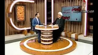 الشيخ محمد كنعان - حال السيدة فاطمة الزهراء عليها السلام أثناء حملها بـ \