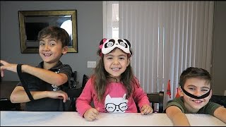 WHAT'S THAT SMELL CHALLENGE | KIDS EDITION | PHILLIPS FamBam Challenges