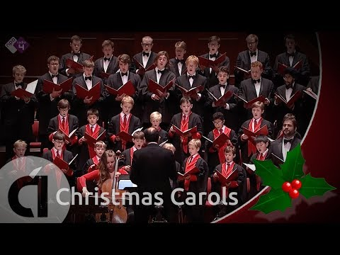 Christmas Carols 🎄- The Choir of St. John's College, Cambridge - Live Concert HD