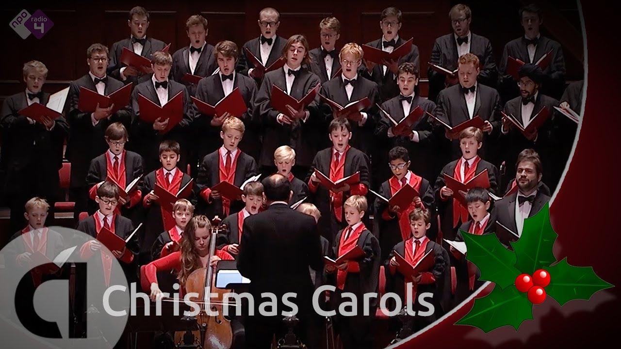 Christmas Carols The Choir Of St John S College Cambridge Live Concert Hd