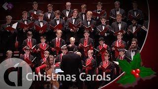 Christmas Carols 🎄- The Choir of St. John's College, Cambridge - Live Concert HD