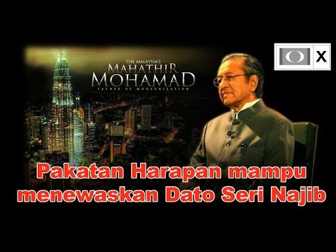 Tun Dr. Mahathir bin Mohamad: Pakatan Harapan mampu menewaskan Dato Seri Najib. Youtube