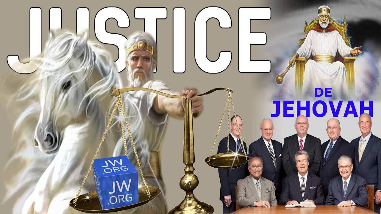 JW30 Jehovah Witnesses JUSTICE new charge AND Ashtar Sheran - YouTube