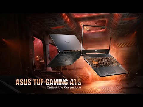 Outlast the Competition - ASUS TUF Gaming A15 | ASUS