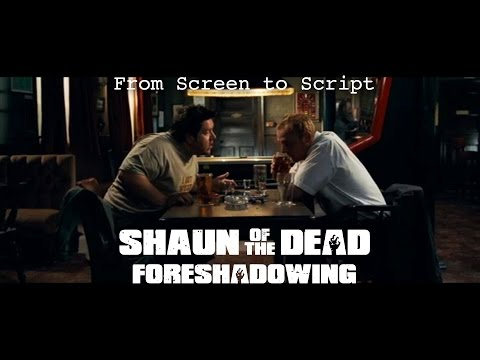 FSTS - Shaun of the Dead - PREVIEW - Foreshadowing