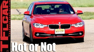 2016 Bmw 340i Road, Track & 0-60 Mph Review - Tfl Leaderboard Hot Or Not Ep.9