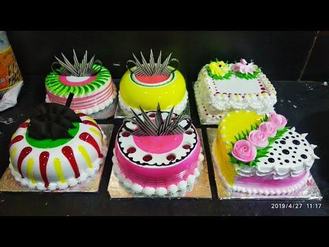 Amazing Cake How To Make 2 Cake Decoration Idea Sunil Cake Master