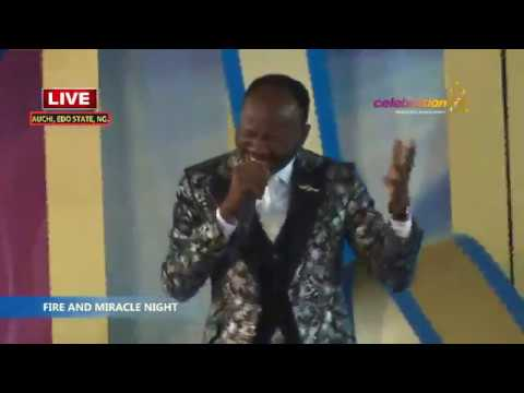 LIVE FIRE & MIRACLE NIGHT MARCH 2017 EDITION With Apostle Johnson Suleman