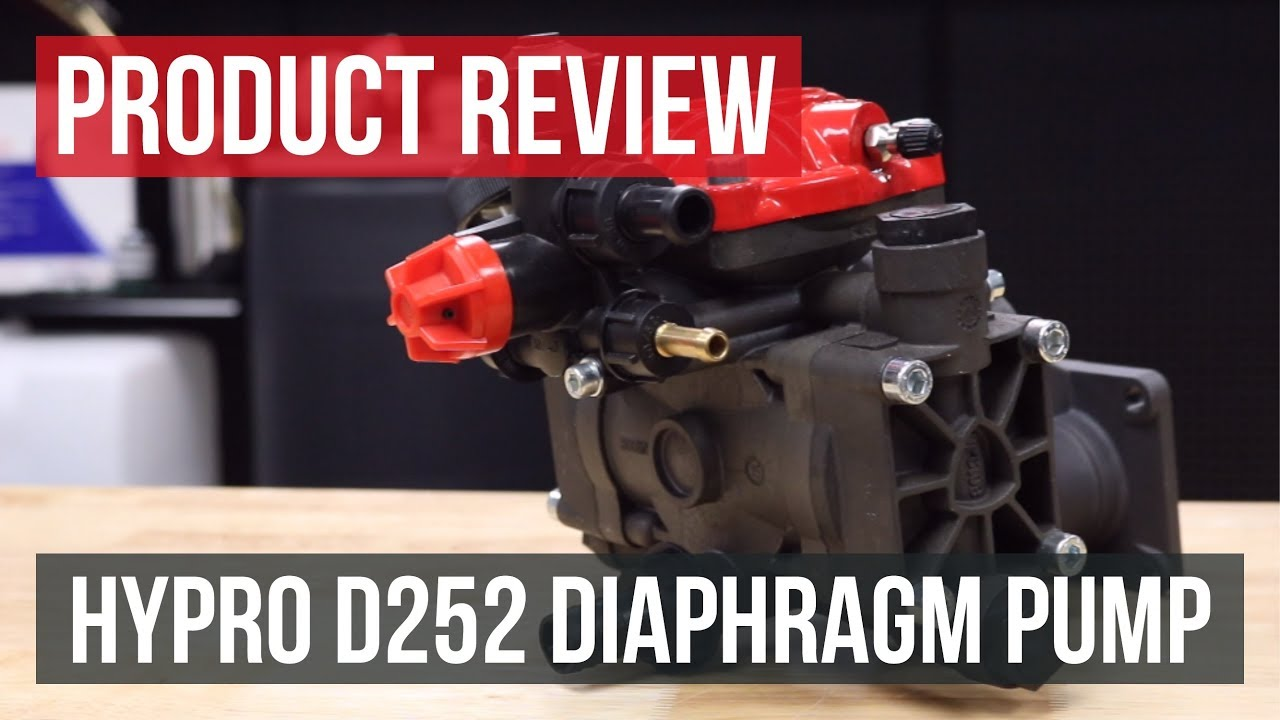 Hypro d252 diaphragm pump overview youtube hypro d252 diaphragm pump overview ccuart Gallery