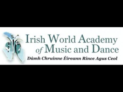 Irish World Academy Live Stream