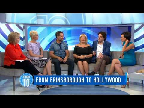 Murray Bartlett: From Erinsborough To Hollywood