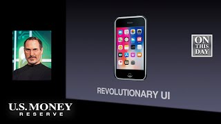 January 9th: iPhone | U.S. Money Reserve