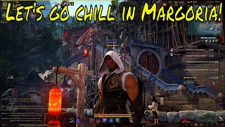 Black Desert: Going to Margoria A Trip For Science (Takes 50 Minutes Real Time)