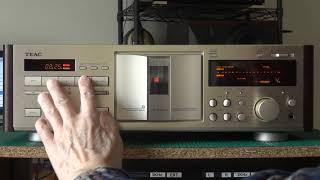 Old But Cool Audio / TEAC Cassette Deck V-7010