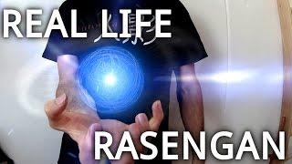 Rasengan in REAL LIFE - Naruto VFX (v 12.0)