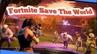 Weapon give away pow pow save the world season 5 / Fortnite battle Royale PS4 Full HD