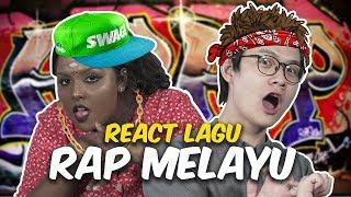 Download lagu Non-Malays React Lagu-Lagu Rap Melayu | SEISMIK Reacts