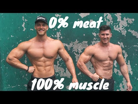 VEGAN BODYBUILDERS UNITE
