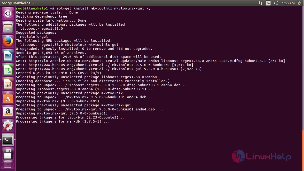 How to Install MKVToolNix in Ubuntu