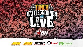 Tuner Battlegrounds #TBGLIVE at 2018 Hot Import Nights: Australia 2018